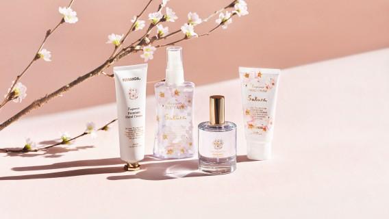 春の訪れを告げるのは、優美で芳醇な桜の香り