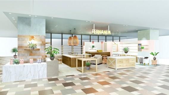FERNANDA アミュプラザくまもと店がオープン。