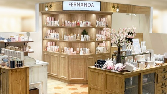 FERNANDAなんばマルイ店 POP UPストアとしてオープン。