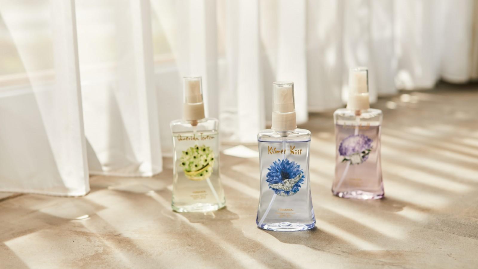 【夏のおススメフレグランス】夏に似合う爽やかな香りを身にまとう